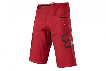 FOX Flexair shorts Red Black 2018