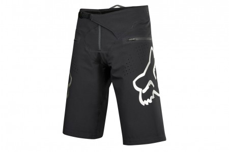 FOX Flexair shorts Black Chrome 2018