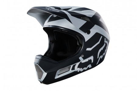 FOX Rampage Comp Preme kask Black Chrome 2018