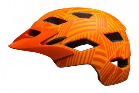 BELL kask Sidetrack matte Tang Orange