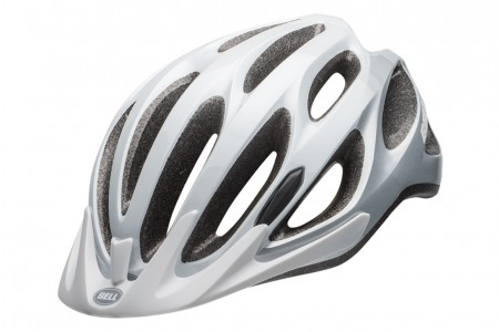 BELL kask Traverse gloss White Silver