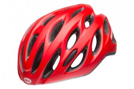 BELL kask Tracker R matte Red Black