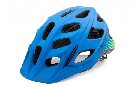 GIRO kask Hex Blue Lime
