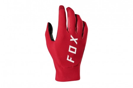 FOX Flexair rękawiczki Flame red 2019