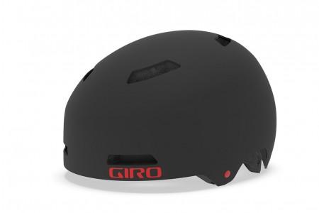 GIRO kask Quarter Black Rasta