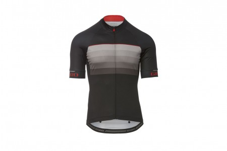 GIRO Chrono Expert Jersey Black Red Horizon 2019
