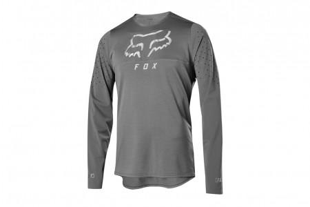 FOX Flexair Delta LS gray 2019