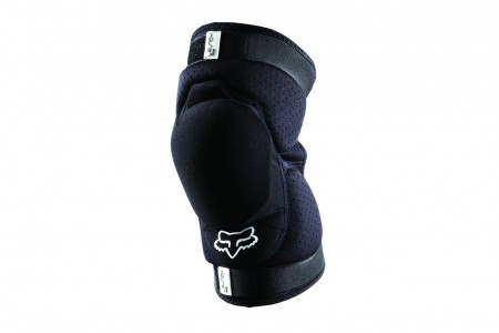 FOX launch pro knee Black