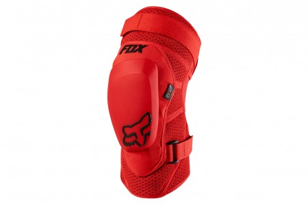 FOX LAUNCH PRO D3O KNEE RED