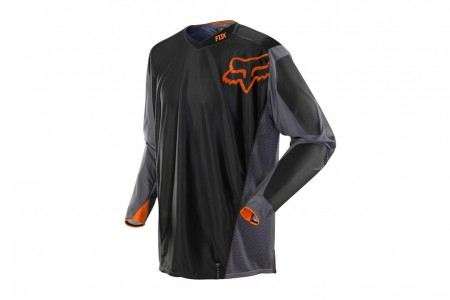 FOX Legion Offroad jersey Grey Orange