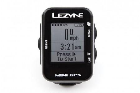 LEZYNE komputer rowerowy Mini GPS