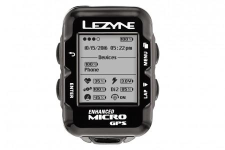 LEZYNE komputer rowerowy Micro GPS
