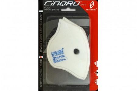RESPRO Filtr Cinqro Sport FIlter Pack (2 szt)