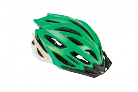 KROSS kask Stormo Green