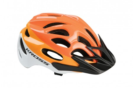 KROSS kask Kalmo Orange