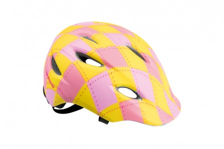 KROSS kask Infano Yellow