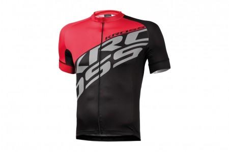 KROSS koszulka Rubble Black Red