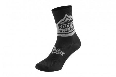 ROCDAY Trail skarpetki Black