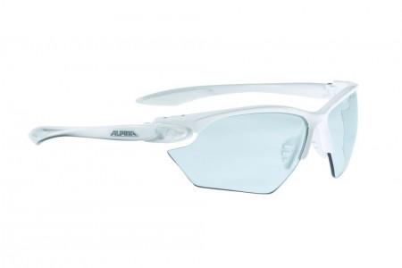 ALPINA Okulary Twist Four VL+ S kolor white szkło BLK S1-3 Fogstop
