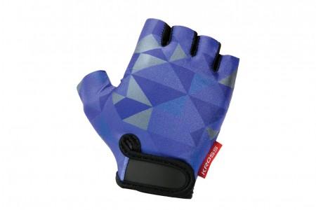 KROSS Buzz rękawiczki Blue