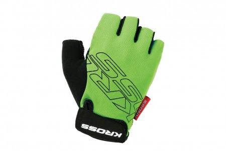KROSS Depart SF rękawiczki Lime