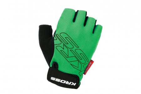 KROSS Depart SF rękawiczki Green
