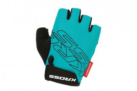 KROSS Depart SF rękawiczki Blue