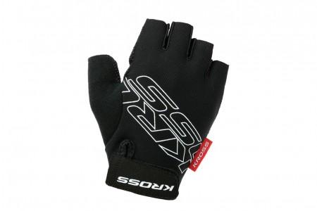 KROSS Depart SF rękawiczki Black White