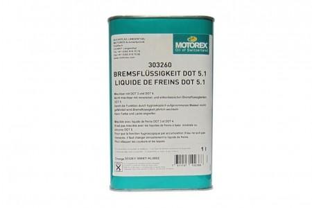MOTOREX Dot 5.1 1l
