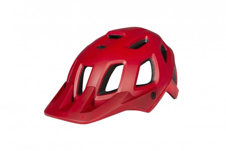 ENDURA kask SingleTrack II Red 2020