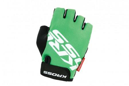 KROSS Flow SF rękawiczki Green White