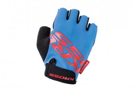 KROSS Flow SF rękawiczki Blue Red