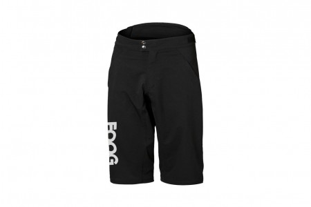 Foog Wear shorts JUST RIDE Black