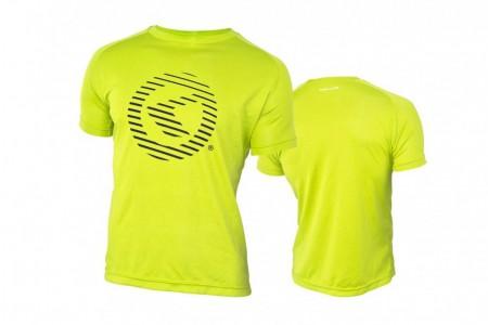 Koszulka KELLYS Active krótki rękaw lime