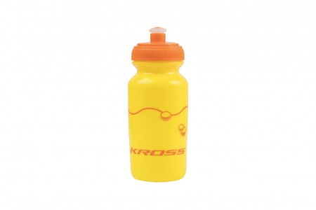 KROSS bidon Kid Bottle Yellow