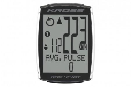 KROSS licznik rowerowy KRC 414BT