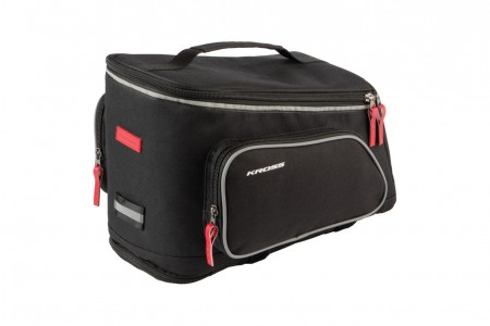 KROSS Roamer Trunk Bag Black