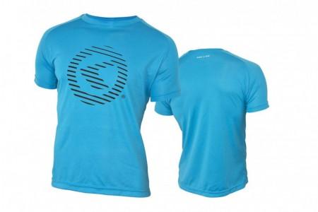 Koszulka KELLYS Active krótki rękaw Blue