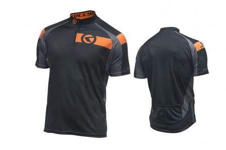 Koszulka KELLYS Pro Sport krótki rękaw orange (016)