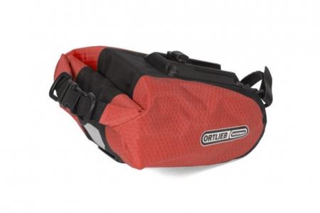 ORTLIEB torba podsiodłowa saddle-bag m Signalred-Black 1,3l