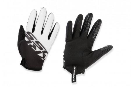 KROSS Race Long 2.0 rękawiczki White