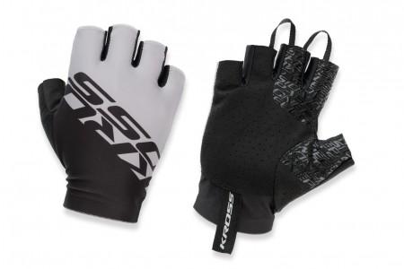 KROSS Race Short 2.0 rękawiczki Grey