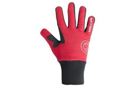 KELLYS rękawice zimowe Frosty Red