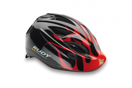 RP kask Jockey Black Red