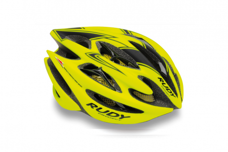 RP kask Rush Yellow fluo
