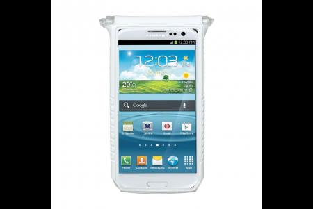 TOPEAK pokrowiec smartphone drybag 5 biały (ekran 4-5