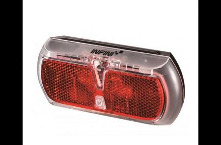 INFINI lampa tylna na bagażnik apollo 501 lightguide