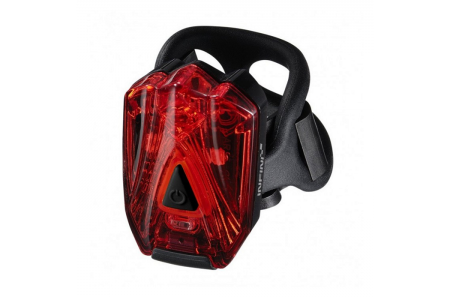 INFINI lampa tylna lava 260R czarna USB