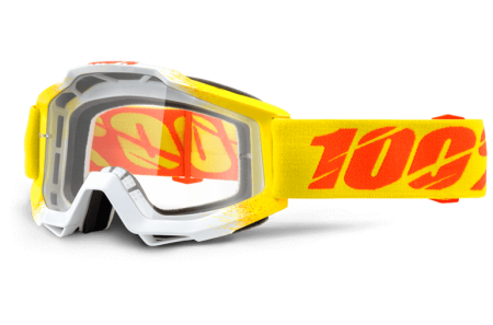 100% gogle The Accuri Zest kolor yellow