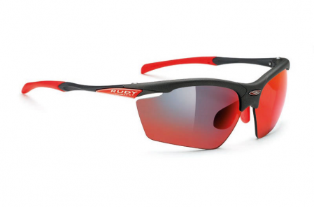 Rudy Project okulary Agon graphite-red Mls